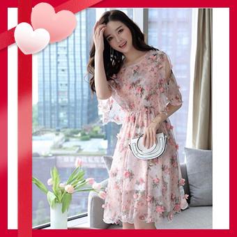 Phuongnam-Đầm Voan Hoa Bèo Duyên Dáng_VD2