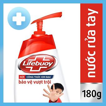 LifeBuoy-Nước Rửa Tay Lifebuoy